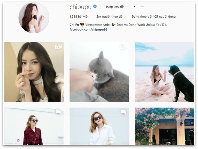 Chi Pu la 'nu hoang Instagram' o Viet Nam hien nay hinh anh 1