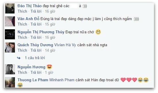 chang canh sat nhay Really Really anh 4