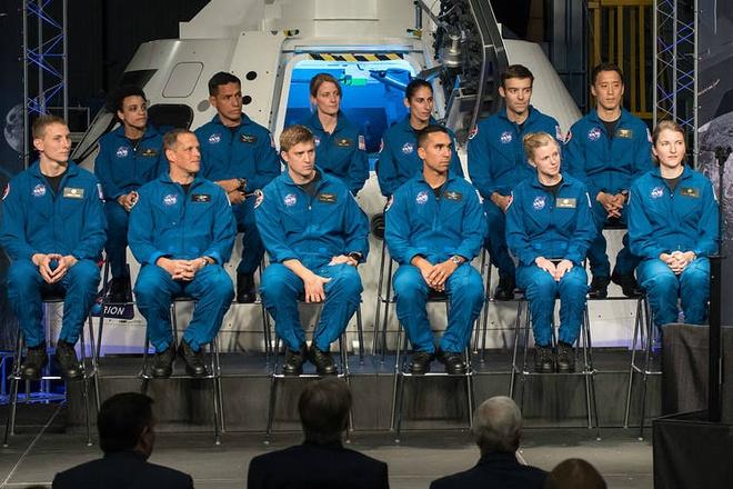 Hai nguoi goc A trung tuyen lop phi hanh gia nam 2017 cua NASA hinh anh 3
