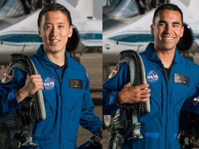 Hai nguoi goc A trung tuyen lop phi hanh gia nam 2017 cua NASA hinh anh