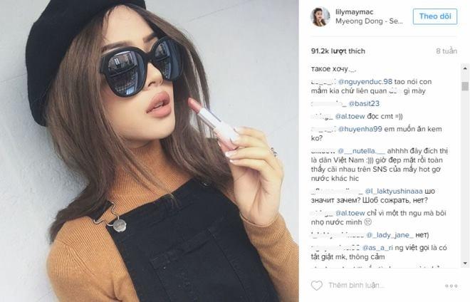 Dan mang Viet lam loan Instagram vi lo Hoa hau Pia 'dim hang' Minh Tu hinh anh 4