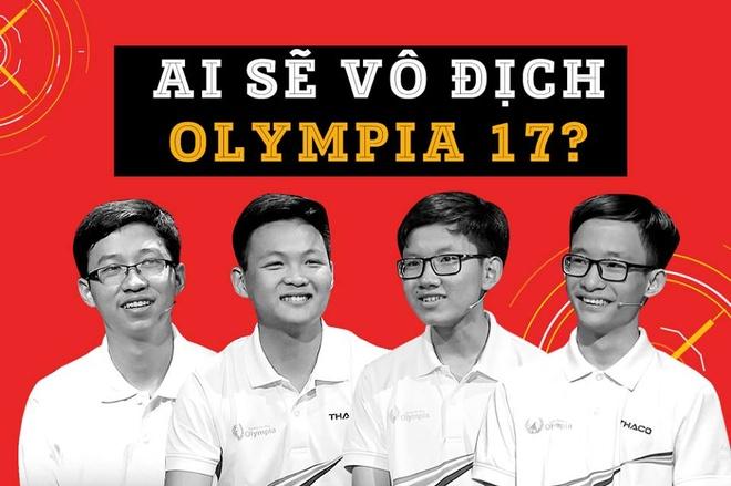 'Cau be Google' khong co doi thu o chung ket Olympia 2017? hinh anh