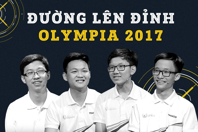 10 guong mat dang gom nhat 'Duong len dinh Olympia 2017' hinh anh