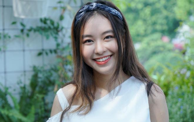 9X xinh dep dong MV cung My Tam, gioi 2 ngoai ngu, rat thich choi game hinh anh