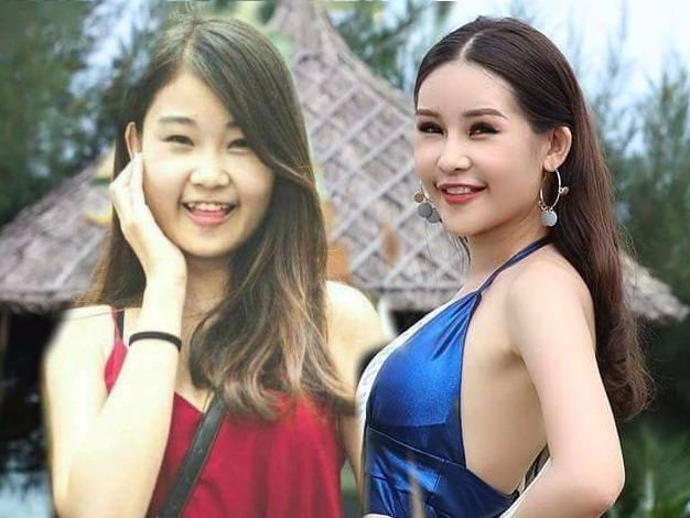 Nhan sac tan Hoa hau Dai duong gay tranh cai nhat tren mang tuan qua hinh anh