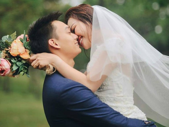 Nhat Anh Trang: 'Vo la co gai dang yeu, xinh xan va lay giong minh' hinh anh 2