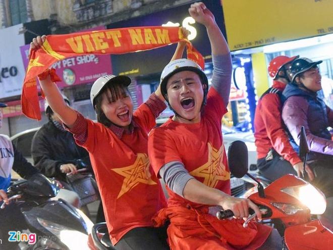 Chien thang cua U23 Viet Nam la niem vui lon nhat hien nay hinh anh