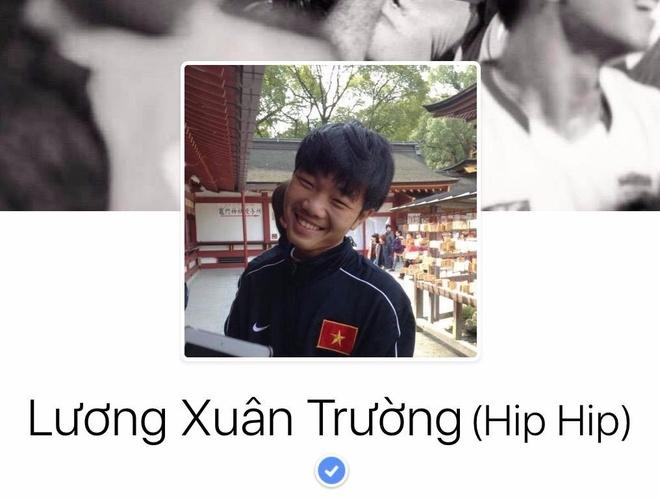 Facebook cau thu U23 tang chong mat, Tien Dung dat 2,5 trieu follow hinh anh