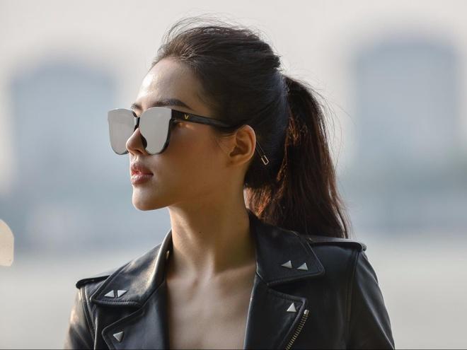 Khanh Linh The Face: Khong dua vao dan ong, tu kiem tien sam do hieu hinh anh
