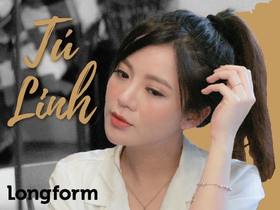 Hot girl Tu Linh: 'Chong minh khong phai dai gia' hinh anh