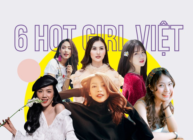 6 hot girl Viet xinh dep, tai nang nhung den gio van le bong hinh anh