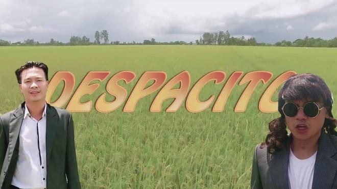 MV che 'Despacito' hut 5,5 trieu view cua Tai Smile hinh anh