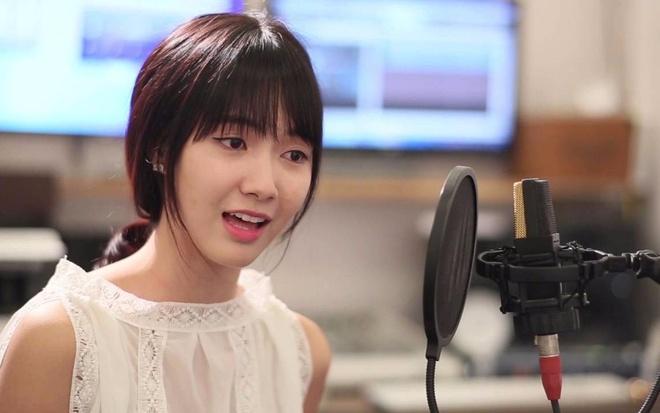 Jang Mi cover 'Duyen phan' hut 40 trieu luot xem hinh anh