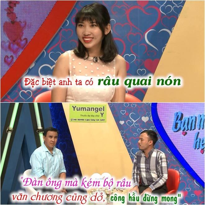 Tan gai bang bang du toan dam cuoi 'ba dao' o Ban muon hen ho hinh anh 1