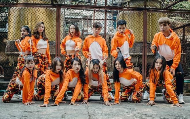 14 ca tinh lam nen AJC Team Dance 'chat va dien' hinh anh