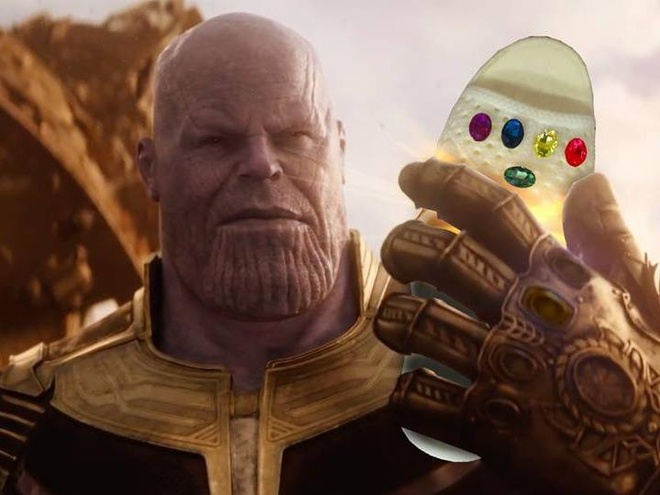 Dep to ong vo cuc va loat anh che hai huoc ve 'Avengers: Infinity War' hinh anh