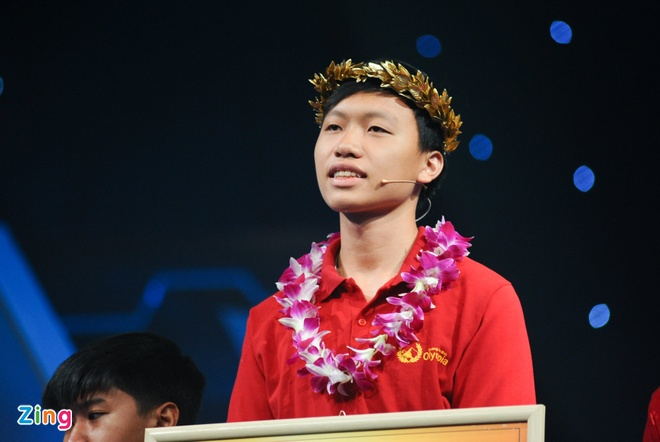 10 thi sinh an tuong nhat 'Duong len dinh Olympia' hinh anh 8