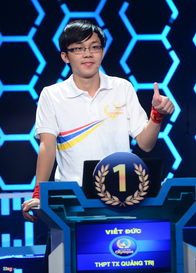10 thi sinh an tuong nhat 'Duong len dinh Olympia' hinh anh 4