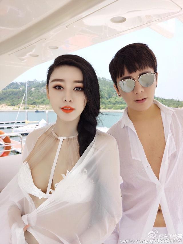 Hot girl Trung Quoc bi bao chi quoc te nham la Pham Bang Bang hinh anh 7