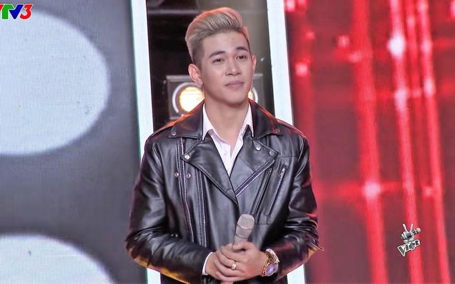 Hot boy Campuchia hat 'Huong a' o Giong hat Viet 2018 hinh anh