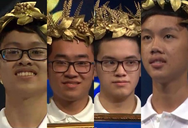 Ai se la nha vo dich 'Duong len dinh Olympia' nam thu 18?