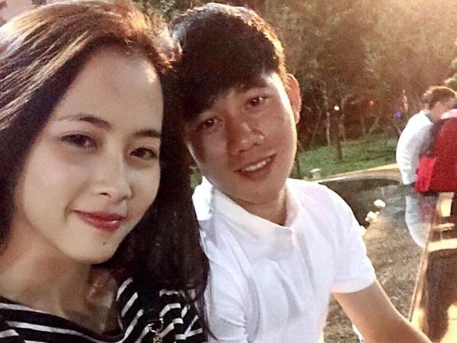 Ban gai cau thu Minh Vuong bat ngo noi 'dung bat toi tu bo tinh cam' hinh anh