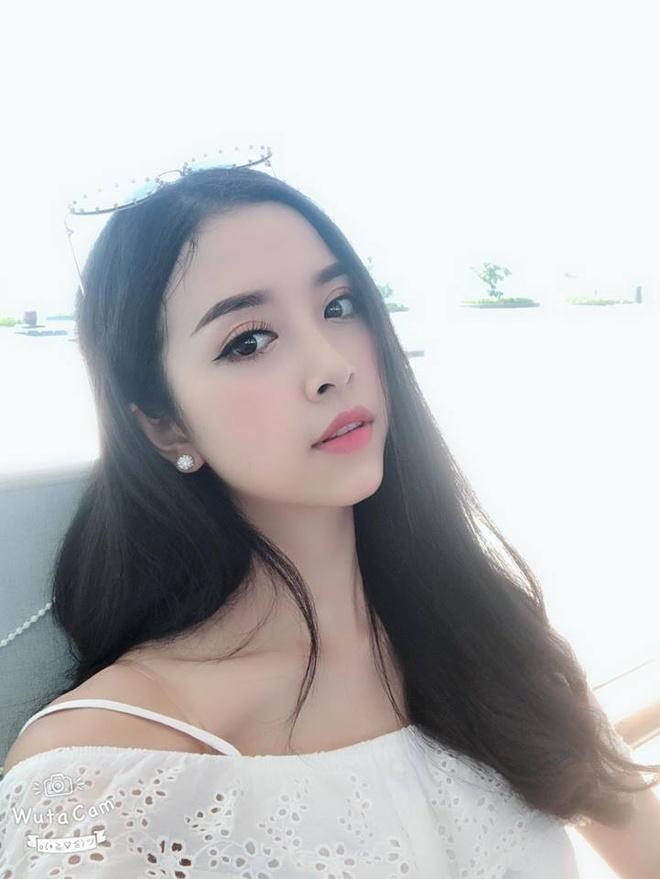 A hau 2 Nguyen Thi Thuy An gioi tieng Nhat, la Miss Than thien Hutech hinh anh 5