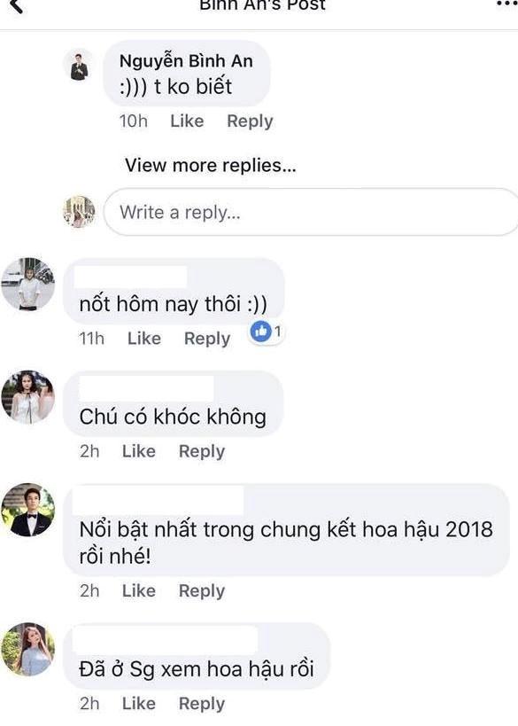 A hau Phuong Nga noi gi ve tin hen ho dien vien Binh An? hinh anh 3
