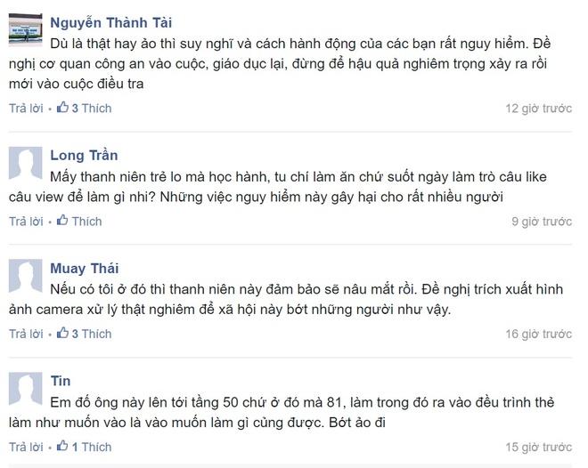 Chang trai tha mu bao hiem tu tang 81: 'Day chi la video dan dung' hinh anh 1
