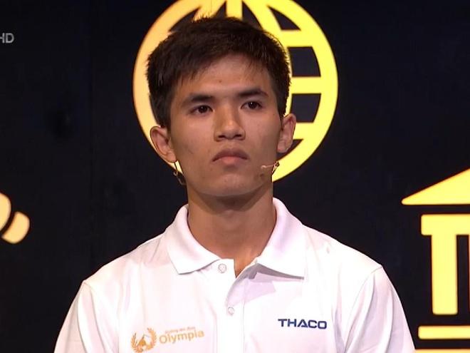 10X Nam Dinh ghi 100 diem Khoi dong o cuoc thi tuan Olympia hinh anh