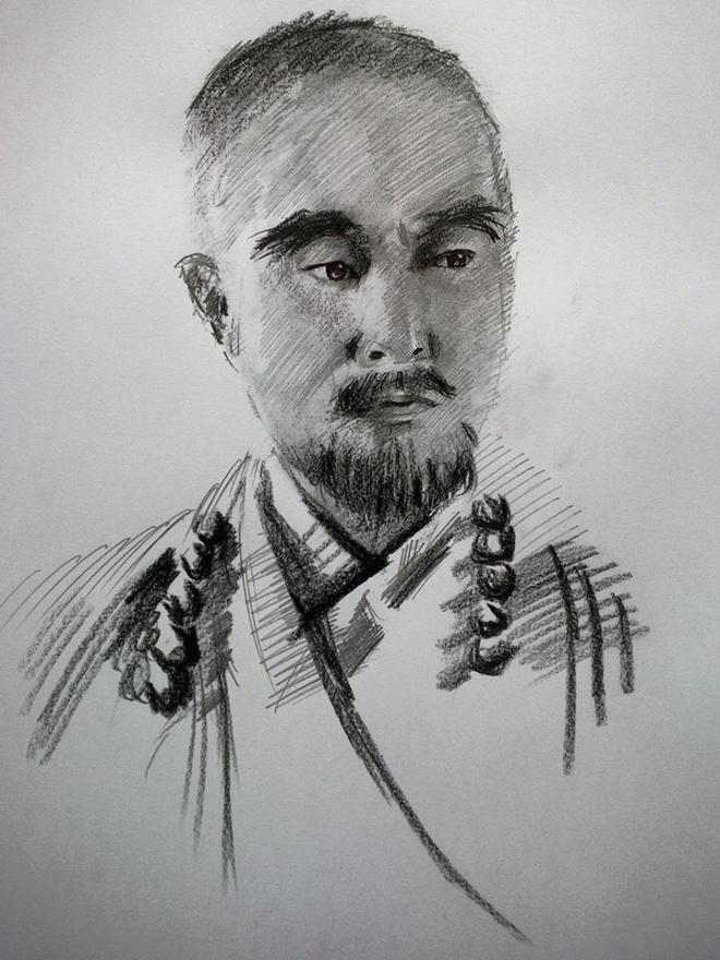 Chan dung nhan vat truyen Kim Dung song dong qua ngoi but 9X Ha Noi hinh anh 17