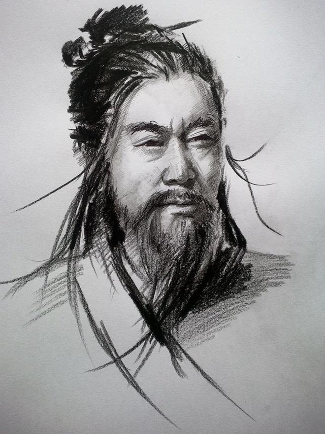 Chan dung nhan vat truyen Kim Dung song dong qua ngoi but 9X Ha Noi hinh anh 13
