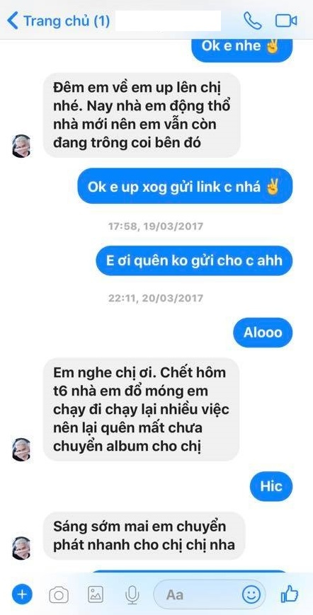 Studio o Thai Binh bi to sau 2 nam van chua tra het anh, video cuoi hinh anh 4