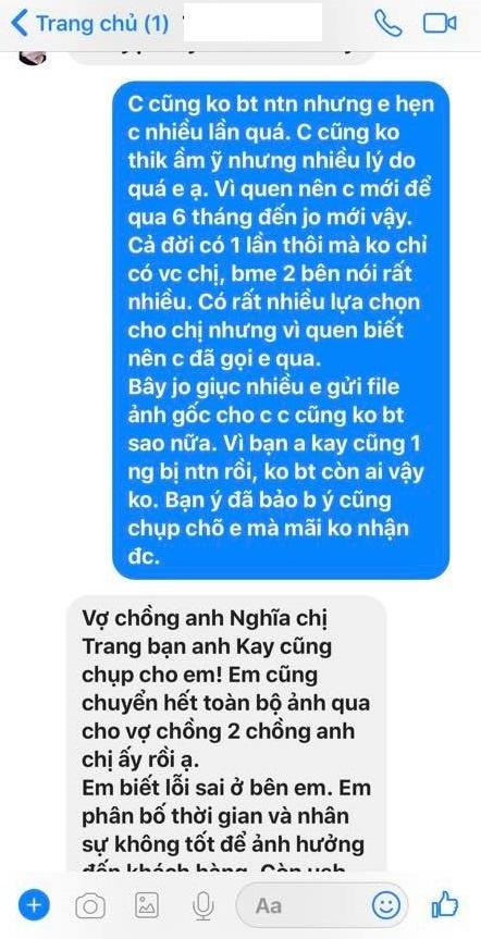 Studio o Thai Binh bi to sau 2 nam van chua tra het anh, video cuoi hinh anh 5