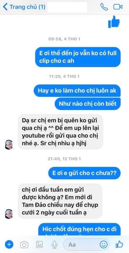 Studio o Thai Binh bi to sau 2 nam van chua tra het anh, video cuoi hinh anh 6