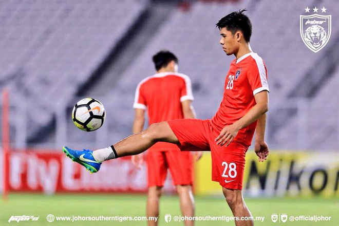 Cau thu Malaysia 9X tung bo lo giai U23 chau A vi ban cuoi vo hinh anh 5