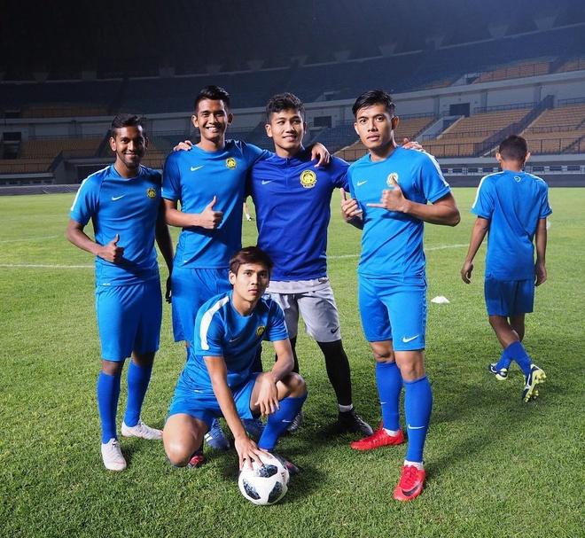 Cau thu Malaysia 9X tung bo lo giai U23 chau A vi ban cuoi vo hinh anh 4