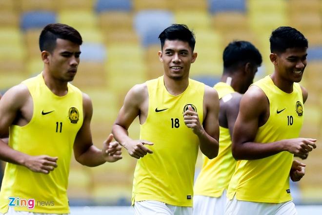 Cau thu Malaysia 9X tung bo lo giai U23 chau A vi ban cuoi vo hinh anh 1
