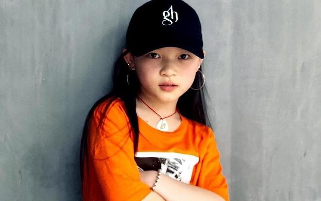 'Than dong hip hop' 10 tuoi va ap luc phai chiu vi noi tieng qua som hinh anh