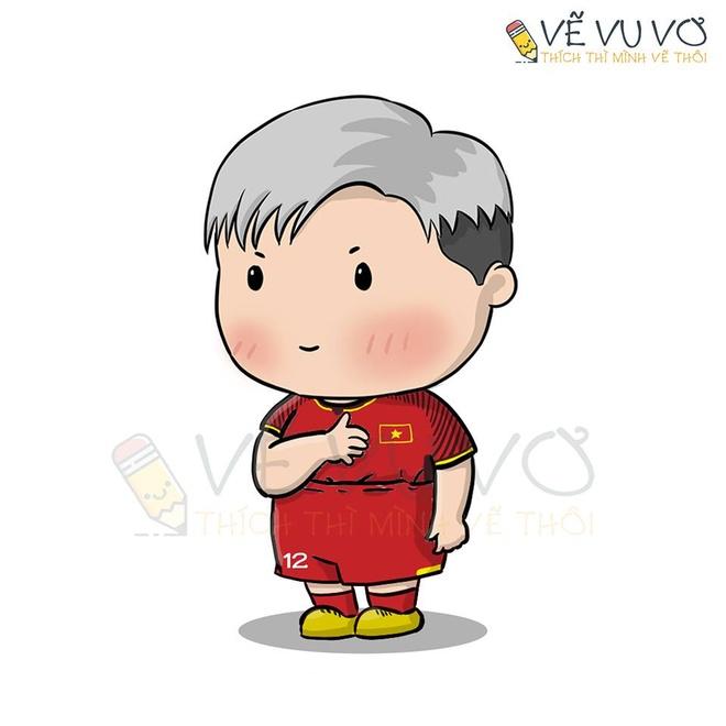 Hoang tu A Rap, Tom Vuong va loat biet danh thu vi cua cau thu Viet hinh anh 9