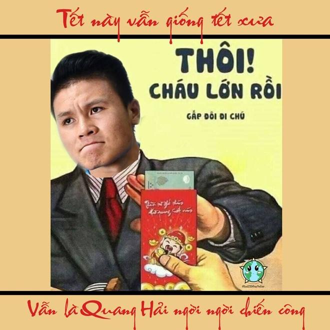 Anh che su khac nhau giua Tet xua va nay cua tuyen thu Viet Nam hinh anh 3