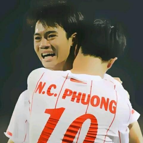 Fan thich thu voi hinh anh Xuan Truong, Van Toan tren bao 5 nam truoc hinh anh 5