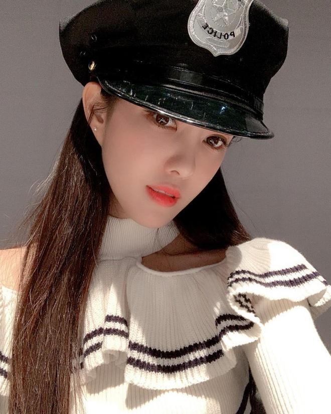 Hyomin T-ara bat ngo dang anh 'thanh cuong' Kpop len trang ca nhan hinh anh 3