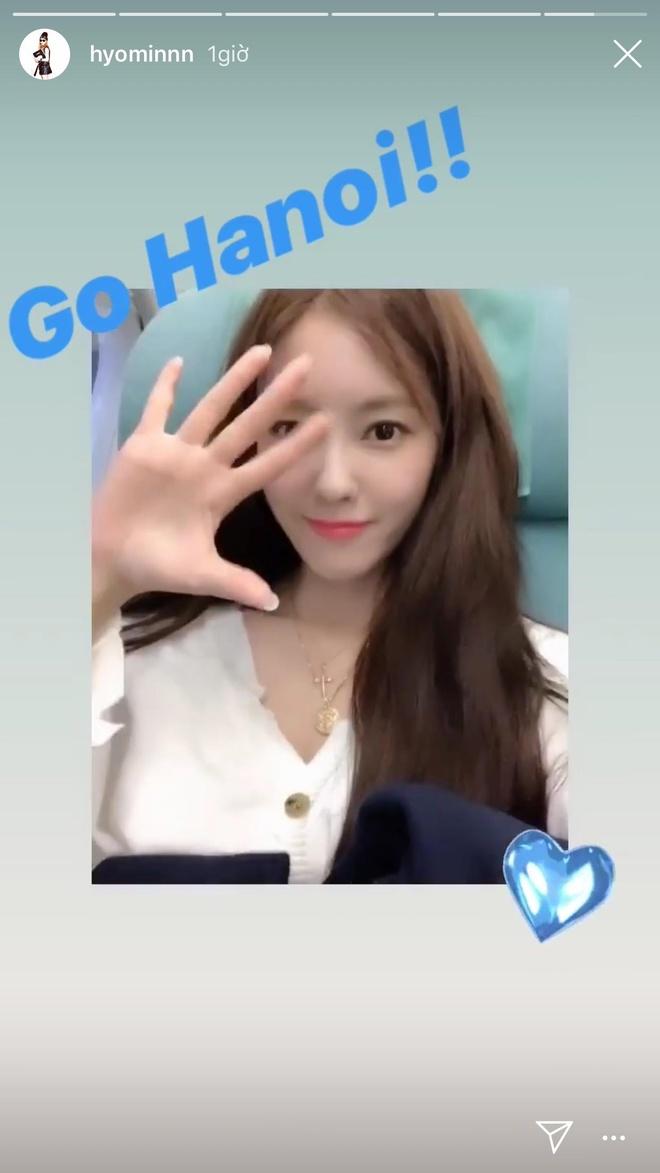 Hyomin T-ara bat ngo dang anh 'thanh cuong' Kpop len trang ca nhan hinh anh 2