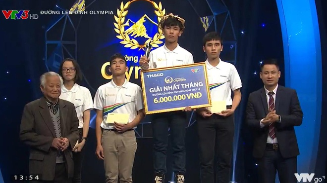 10X Ninh Binh gianh vong nguyet que cuoc thi thang Olympia o phut cuoi hinh anh 1