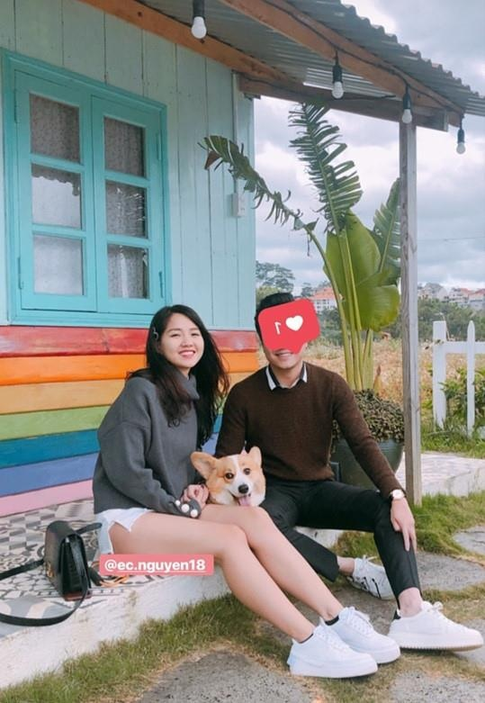 'Hot girl tra sua' Kieu Trinh co ban trai, nhung chua muon cong khai hinh anh 2