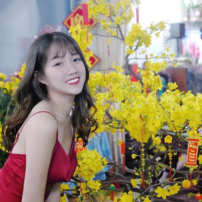 'Hot girl tra sua' Kieu Trinh co ban trai, nhung chua muon cong khai hinh anh 4