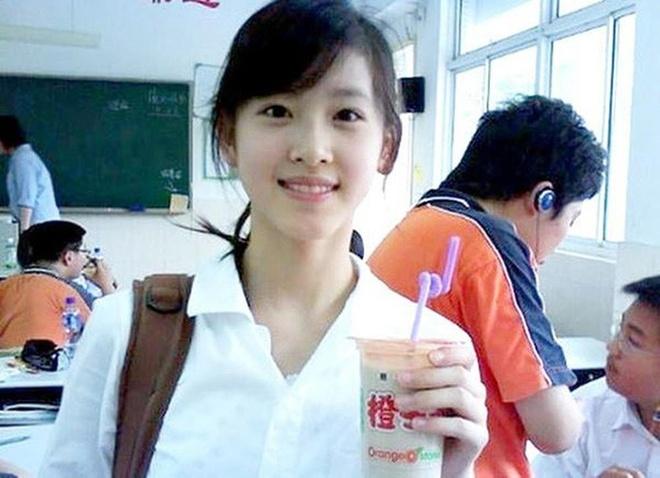 hot girl tra sua Chuong Trach Thien anh 1
