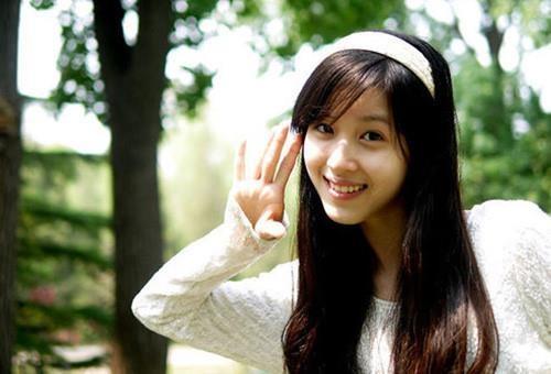 hot girl tra sua Chuong Trach Thien anh 2