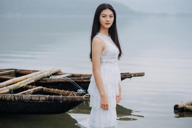 10X Dong Nai cao 1,72 m, biet 2 ngoai ngu, tung tham gia Miss Teen hinh anh 1